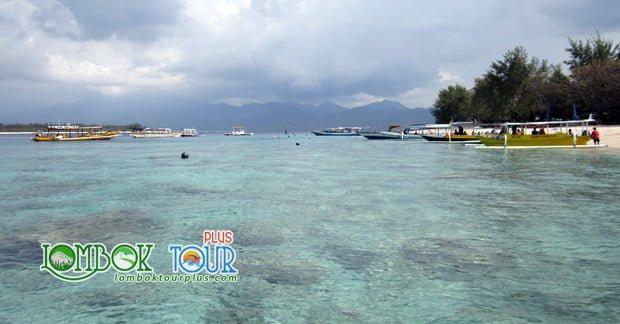 gili trawangan lombok, wisata lombok