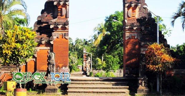 Yuuk Intip Keunikan Pura Lingsar Lombok