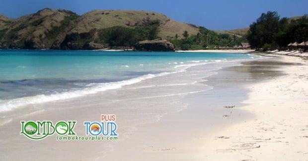 Tanjung Aan lombok, wisata di lombok