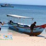 Indahnya Alam Pantai Pasir Pink di Lombok