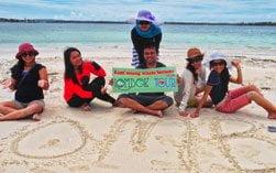 wisata menyenangkan bersama lombok tour plus wisata lombok