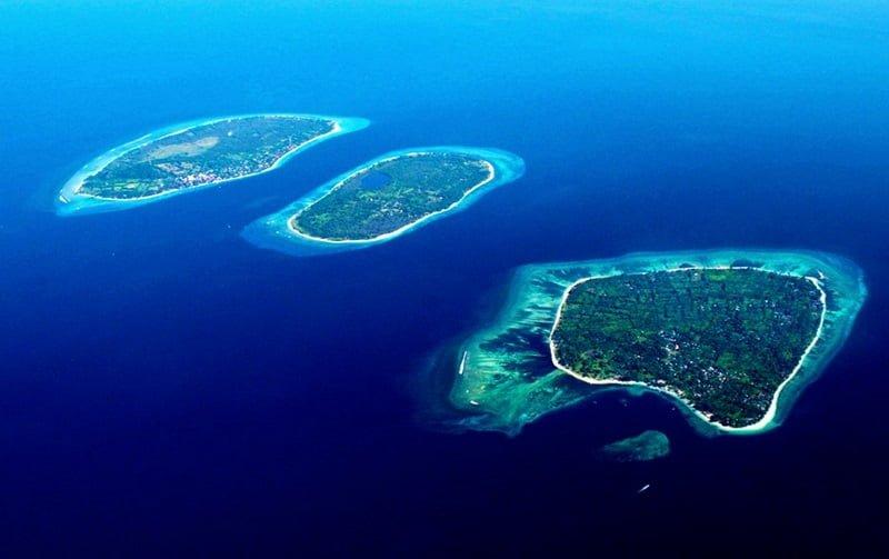 Inilah Tiga Pulau Paling Eksotis Di Lombok