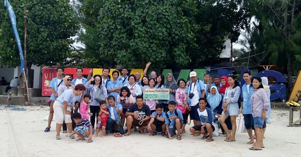 Wisata Seru Wisata Bapak Agus Pujianto di Lombok
