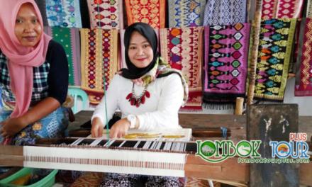 Objek Wisata Desa Sukarare Penghasil Kain Tenun Terbaik Lombok