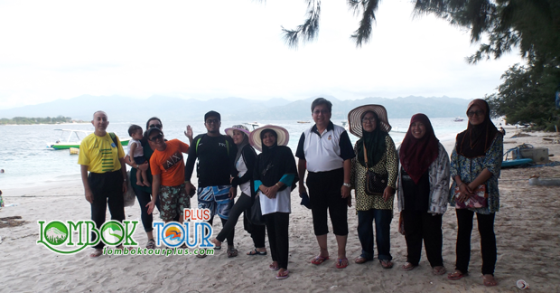 Pesona wisata gili trawangan Lombok yang mempesona