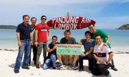 Pantai Tanjung Aan Lombok Wisata Favorit Wisatawan