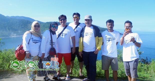 Wisata Bukit Malimbu Lombok