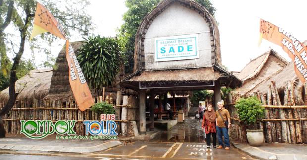 wisata bapak mohdar di desa sade lombok
