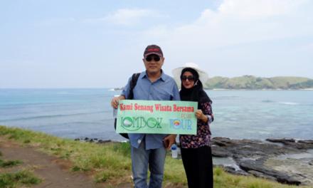 Eksotisnya Pantai Tanjung Aan yang Memanjakan Mata