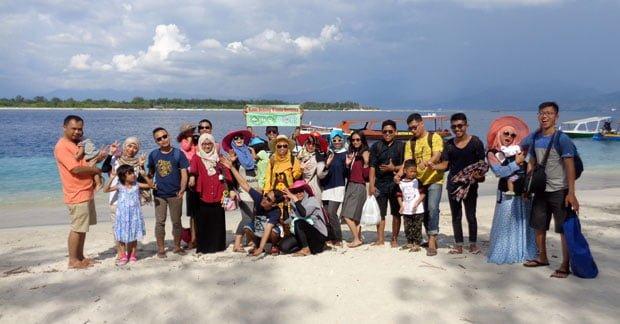 obyek wisata lombok timur