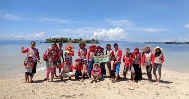 Pulau Pasir Sajikan Wisata Unik Di Lombok