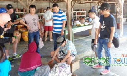 Desa Banyumulek Sentra Industri Gerabah Terbesar Lombok