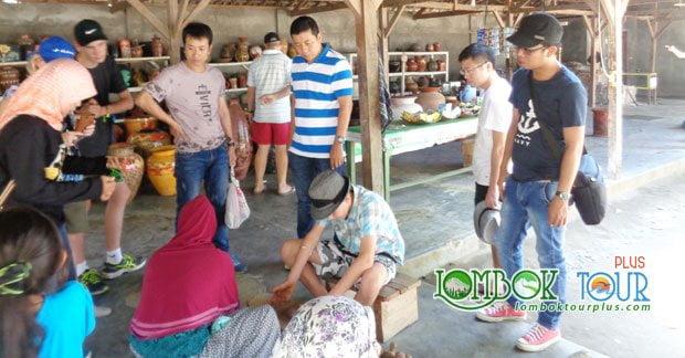 wisata desa banyumulek lombok