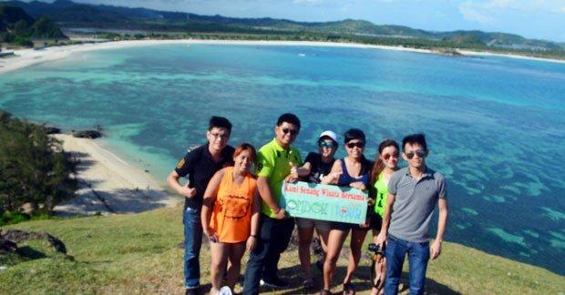 Indahnya Wisata Lombok Yang Dikunjungi Bapak Hardy Lim & Sahabat