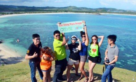 Wisata Bapak Hardy Lim & Keluarga di Lombok