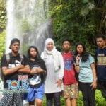 Pesona Air Terjun Tiu Kelep Lombok