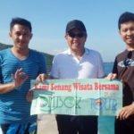 Wisata Bapak Andy di Lombok
