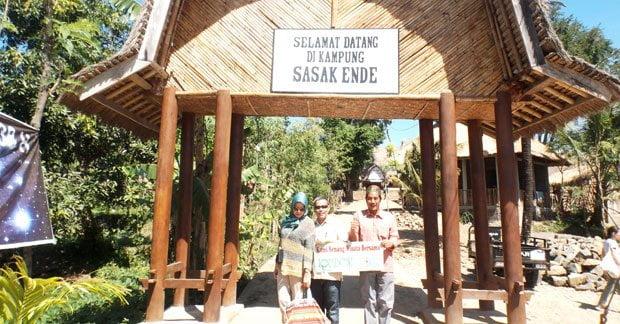 Wisata Desa Sasak Ende Lombok