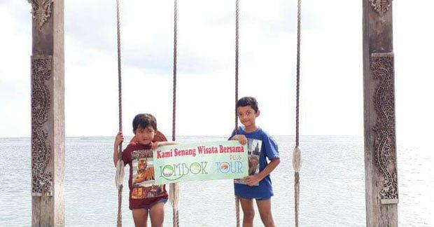 Destinasi Terbaik Liburan ke Lombok dengan Bayi