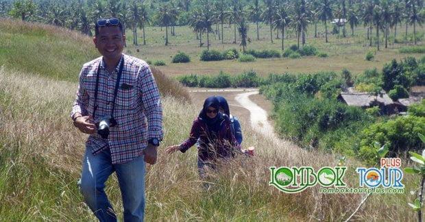 Wisata Ibu Rahma dan Keluarga di Lombok