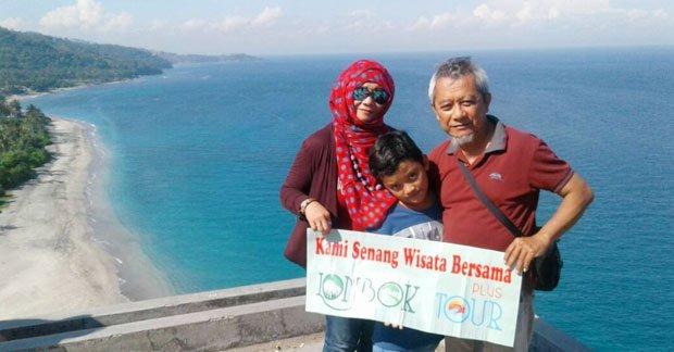 wisata di pantai senggigi lombok