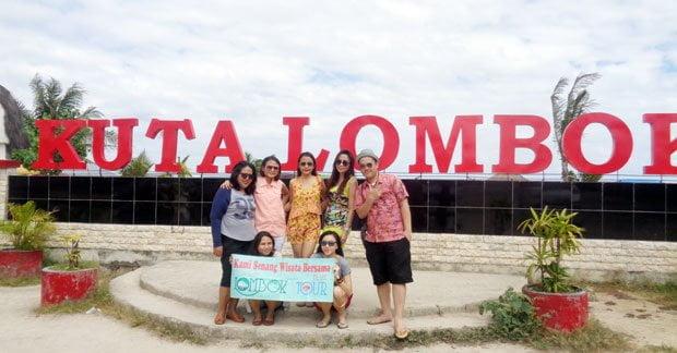Paket Wisata Pantai Kuta Lombok dan Gili Trawangan 5 Hari 4 Malam