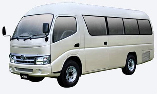 Mobil Hino